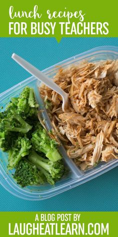 Try these easy gluten-free dairy-free lunches perfect for picky eaters with autism and SPD who follo Ways To Eat Healthy, Healthy Snacks, Healthy Eating, Healthy Life, Clean Eating, Best Lunch Recipes, Whole Food Recipes, Keto Recipes, Shrimp Recipes
