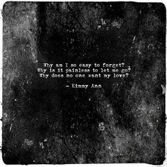 - Kimmy Ann