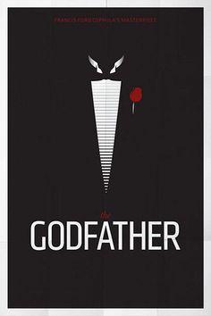 Movie Poster Gentleman's Essentials GodFather
