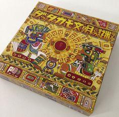 ダッタカモ文明の謎  見える人も見えない人も楽しく遊べるパーティゲーム