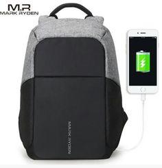 da5997d2f61 Multifunction USB charging Mens 15 inch Backpack Regular price  65.00  Laptop Backpack, Backpack Sale,