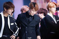 GOT7 JB & BTS Taehyung - 151231 MBC Gayo Daejejeon