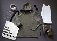 S/L sweat à capuche doré et noir vintage par BoutiqueFei sur Etsy
