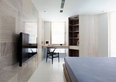 Residence Chang by ATELIERII