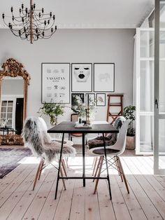 Imagen de dining and interior