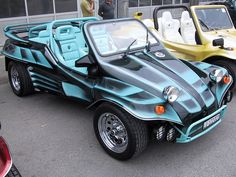 Weird Cars, Cool Cars, Volkswagen, Vw Dune Buggy, Vw Baja Bug, Sand Rail, Beach Buggy, Rc Cars And Trucks, Jeep Gladiator