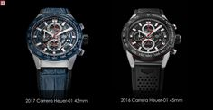 First Look: 2017 Carrera Skeleton Tag Heuer, Watches, Carrera, Skeleton, Clocks, Slip On, Hipster Stuff, Wristwatches, Skeletons
