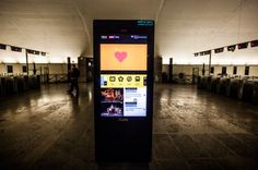 O outdoor interativo, de utilização gratuita, apresenta várias informações sobre a cidade e está previsto chegar em breve a muitas outras cidades