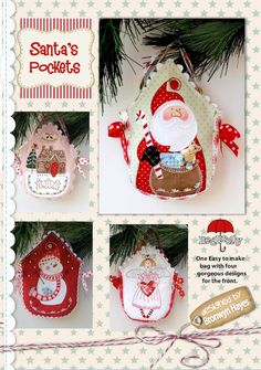 Cover Santa's Pockets