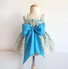 DIY: Vestido de niña con lazo ¡Con patrones y paso a paso! Girls Dresses, Flower Girl Dresses, Ballet Skirt, Wedding Dresses, Diy Vestido, Google, Baby, Fashion, Kids Fashion
