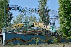#Travel, #abandoned #amusementpark, #Ukraine (53)