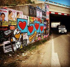 Love love love en tournée !