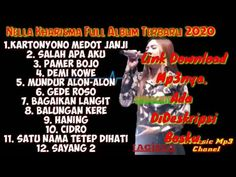 Nella Kharisma Full Album   Kartonyono Medot Janji - YouTube Deadpool Videos, Video Game, Dj, Album, Youtube, Movie Posters, Movies, Films, Film Poster