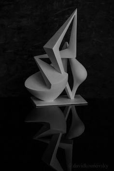 Sculpture Symphony by David Kounovsky
