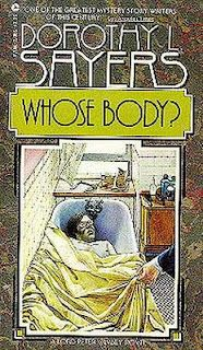 Whose Body? by Dorothy L. Sayers. I love a good cozy British mystery. This is the first of Sayers' books featuring Lord Peter Wimsy, and while it was an intriguing enough mystery, it doesn't hold a candle to some of the Agatha Christies I've read. Sayers is often compared to Christie, so I'm hoping her other books are more to my liking. When I figure out who did it halfway through the book, it's hard for me to keep reading...   KJC