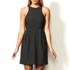 Showin' off a little shoulder with this simple and fun dress by Outdoor Voices.