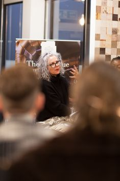 Kate Watson-Smyth at the Interior Trends 2018 talk at The Boutique Workplace Company #rockettstgeorge #interior #interiors #trends #talk #london #company #trend #home #homeware #house #inspiration