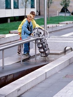 Architectural Playground Equipment
