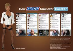 Snickers – You're Not You when You're Hungry