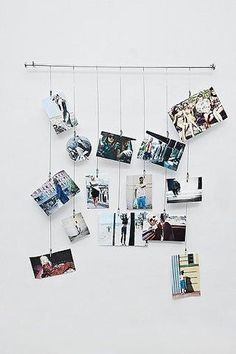 Ideas para colocar fotos