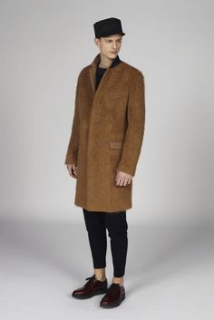 Marni | Fall 2014 Menswear Collection | Style.com
