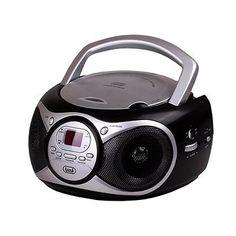 Trevi CD 512 BK - CD prehrávač