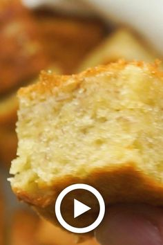 This is the best and moist banana cake from scratch. Easy banana cake recipe with six (6) ingredients. Fail-proof, light, fluffy and you can make it at home | rasamalaysia.com Best Banana Cake Recipe Moist, Healthy Banana Cakes, Banana Bread Recipes, Easy Cake Recipes, Sweet Recipes, Baking Recipes, Snack Recipes, Dessert Recipes, Great Desserts