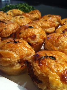 Australian Meat Pie and other recipes