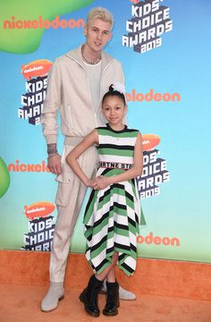 Kids' Choice Awards Arrivals 2019 — See The Red Carpet Pictures – Hollywood Life Orange Carpet, Red Carpet, Kids Choice Award, Choice Awards, Tiny Harris, Aladdin Movie, Colson Baker, Lilly Singh, Haute Couture