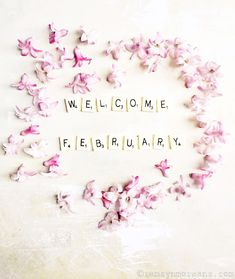 Welcome February Month Welcome February Images, Hello February Quotes, February Month, Happy February, Hello December, Seasons Months, Months In A Year, February Wallpaper, Month Flowers