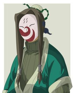 Haku from Naruto