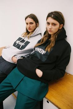 ladies in streetwear #vierantwerp #antwerp #snobshots
