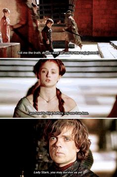 """And when she hid her true feelings even from the people who agreed with her. 