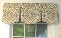 bay window valance ideas window curtain scalloped box pleat valance for bay window 1058 best valances images in 2018 custom treatments blinds