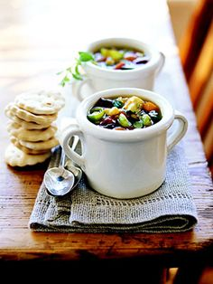 A to Z Vegetable Soup