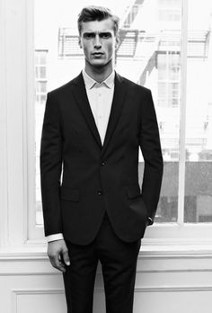 Clément Chabernaud for Filippa K, SS 2013 (Ph. Lachlan Bailey). #fashion