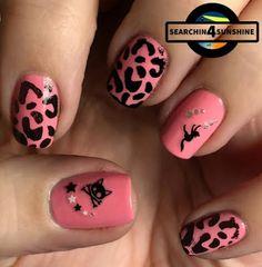 Searchin 4 Sunshine: [Nails] #nailsreloadedchallenge - tierisch wild mit NAILS INC OLD PARK LANE