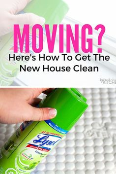 High Quality Hereu0027s How To Get The New House Clean