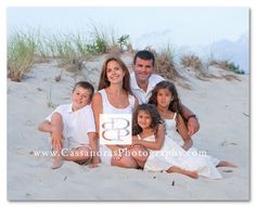 Family Portraits at Chapin Beach High School Senior Portrait