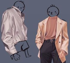 Digital Painting Tutorials, Digital Art Tutorial, Art Tutorials, Drawing Reference Poses, Fashion Design Sketches, Drawing Clothes, Character Outfits, Art Drawings Sketches, Pretty Art