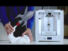 Ultimaker: 3D Printing - How does 3D Printing work? - YouTube