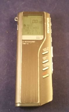 Olympus DM-10 voice recorder great condition Works great (C2B1) #Olympus