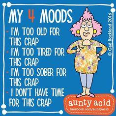Aunty Acid