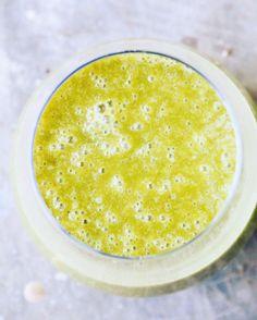 Green smoothie, vegan et sans gluten - Lily tasty