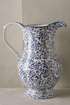 Attingham Pitcher - will make a beautiful vase centerpiece