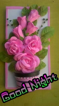 Bathroom: Bathroom Decorating Ideas On A Budget Paper Flowers Craft, Giant Paper Flowers, Flower Crafts, Diy Flowers, Diy Crafts Hacks, Foam Crafts, Diy And Crafts, Crafts For Kids, Paper Crafts