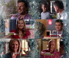 Psych- Christmas episode