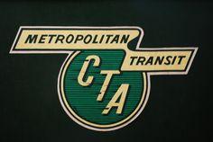 Old Chicago Transit Authority logo