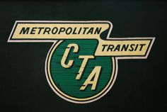Old Chicago Transit Authority logo