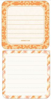 Freebie Friday, No. 13: More 4x4s.  Free #ProjectLife files for your #Silhouette
